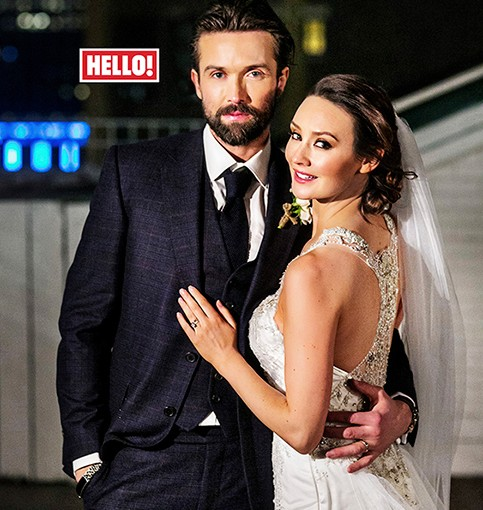 The Wedding of UK stars Emmett Scanlan & Claire Cooper