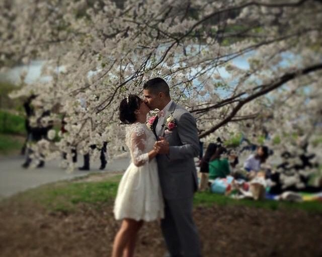 Book your Spring Wedding in Central Park Today