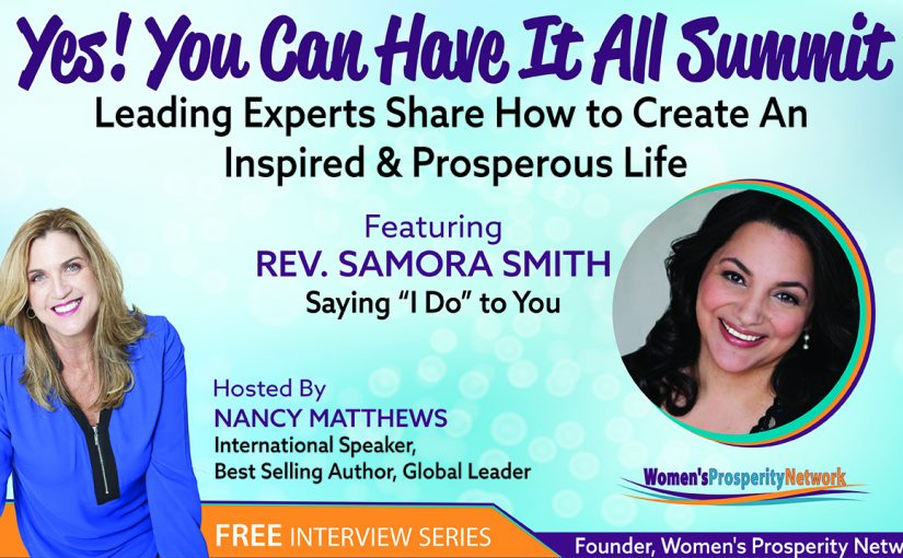 Wow!  This Series Will Make a Big Difference For You!!