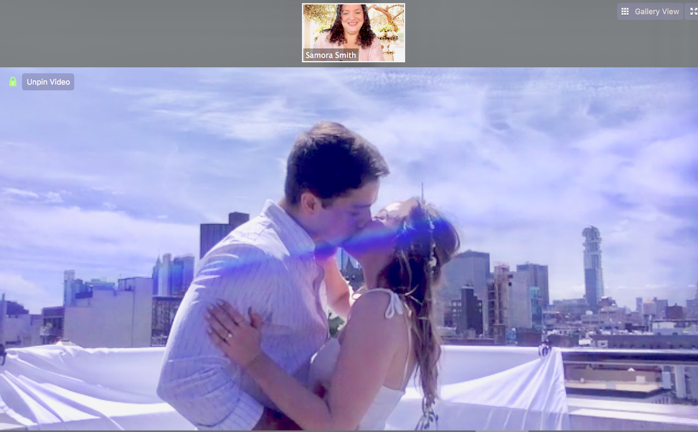 Virtual Wedding in NY